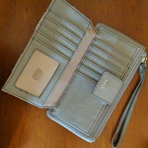 Relic Wristlet Wallet